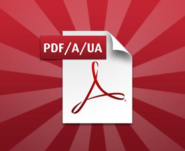PDF/A fájl készítése